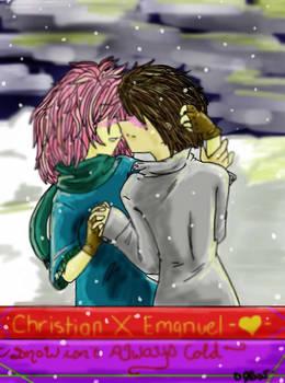 ---Snow isn't always cold..---