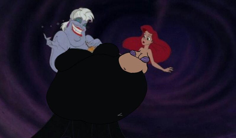 Ursula Canvas PurseDisney VillainsDisney CruiseDisneyDCLFish ExtenderPixie DustLittle Mermaid
