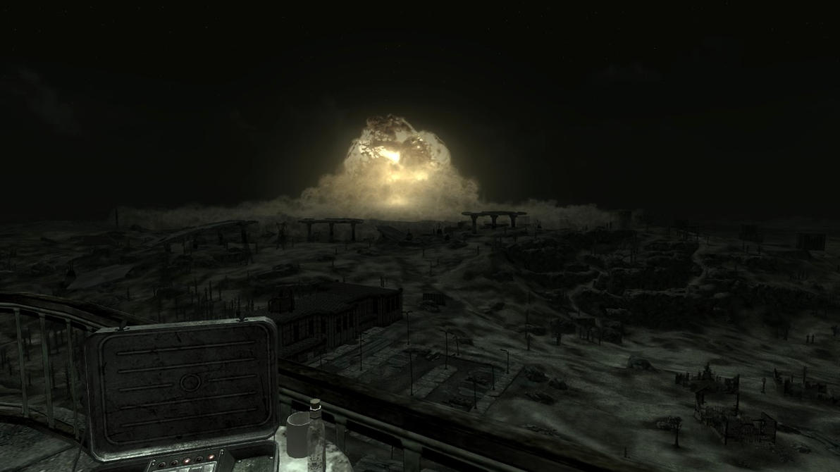 Fallout 3 wallpaper by oldspider26 on deviantart fallout 3 wallpaper by oldspider26 thecheapjerseys Images