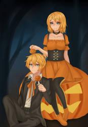 Halloween by AmiYuki