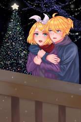 Merry Christmas by AmiYuki