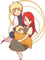Uzumaki Family by gabzillaz