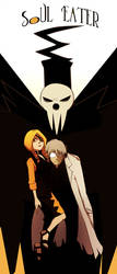 Soul Eater - Power Couple by gabzillaz