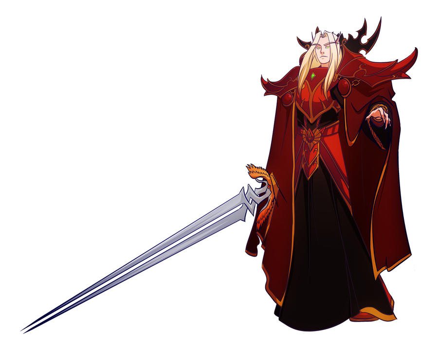 Prince Kael for EmperorBassexe