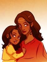 Elia and Rhaenys