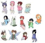 Naruto babies