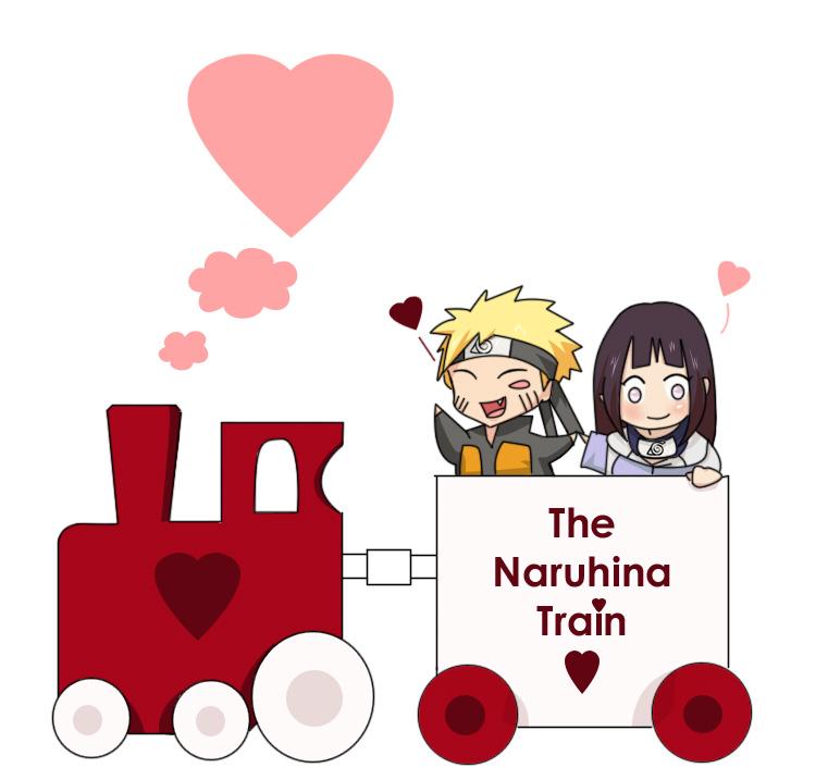 Naruhina pics <3 Naruhina_train_by_gabzillaz
