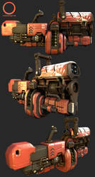 Grenade Launcher by moofart-moof