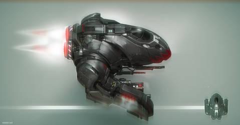 Predator PO 01 by moofart-moof