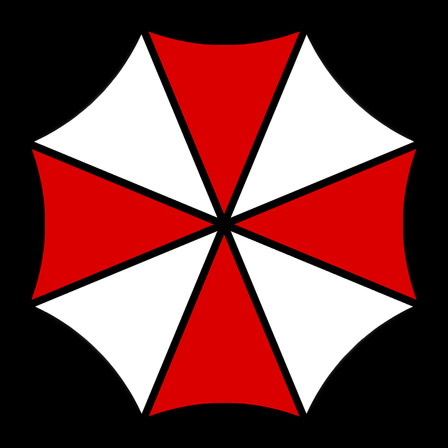 Umbrella Corp Logo by Disease-of-Machinery