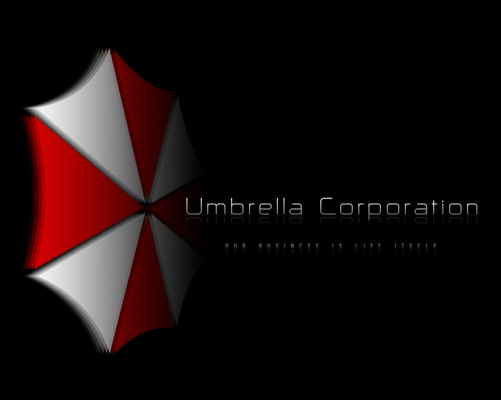 Umbrella Corp Wallpaper 01 By Disease Of Machinery On Deviantart