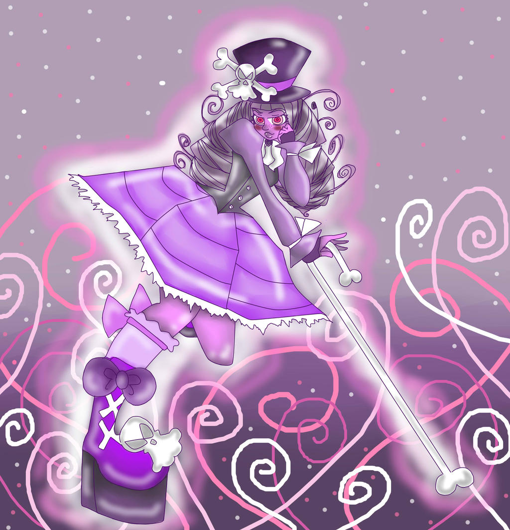 Fancy Ghost by jazzy2cool