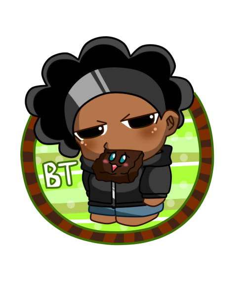Brownie Theif Logo by BrownieTheif