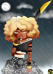 Gold Swordsman