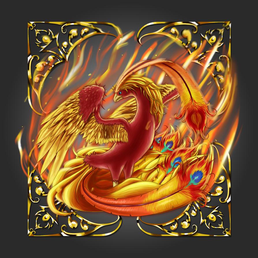 Phoenix by VictorYonemura