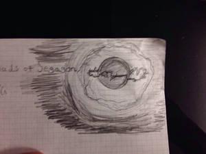 Segagon - planetary sketch
