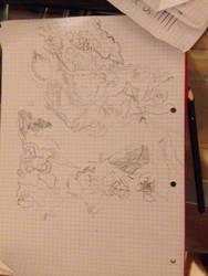 Segagon surface sketch/doodle 4#