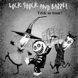 Lock, Shock and Barrel by So-lou
