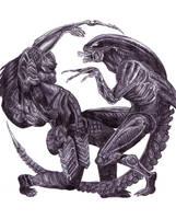 Alien vs. Predator by So-lou
