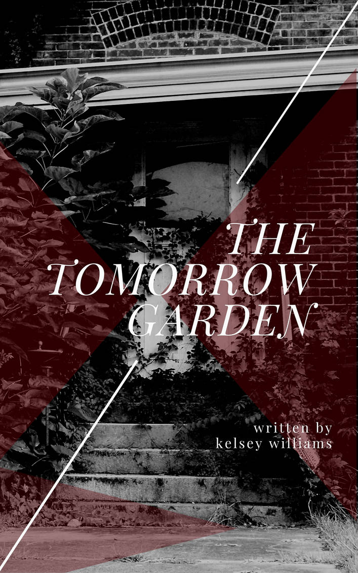 The Tomorrow Garden Anthology Cover by IntelligentZombie