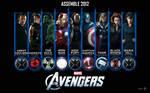 Avengers Wallpaper Banner
