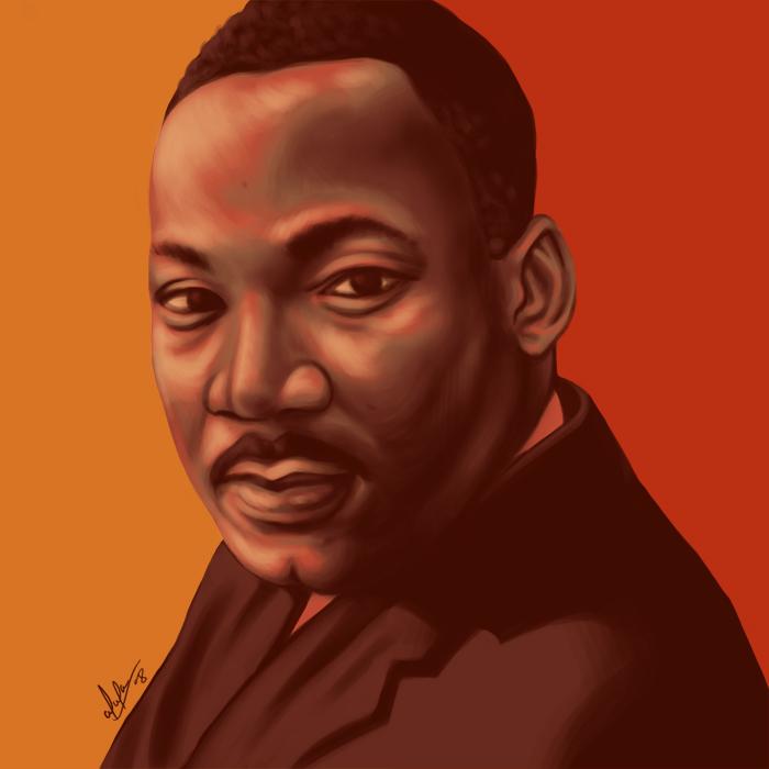 - Martin Luther King -