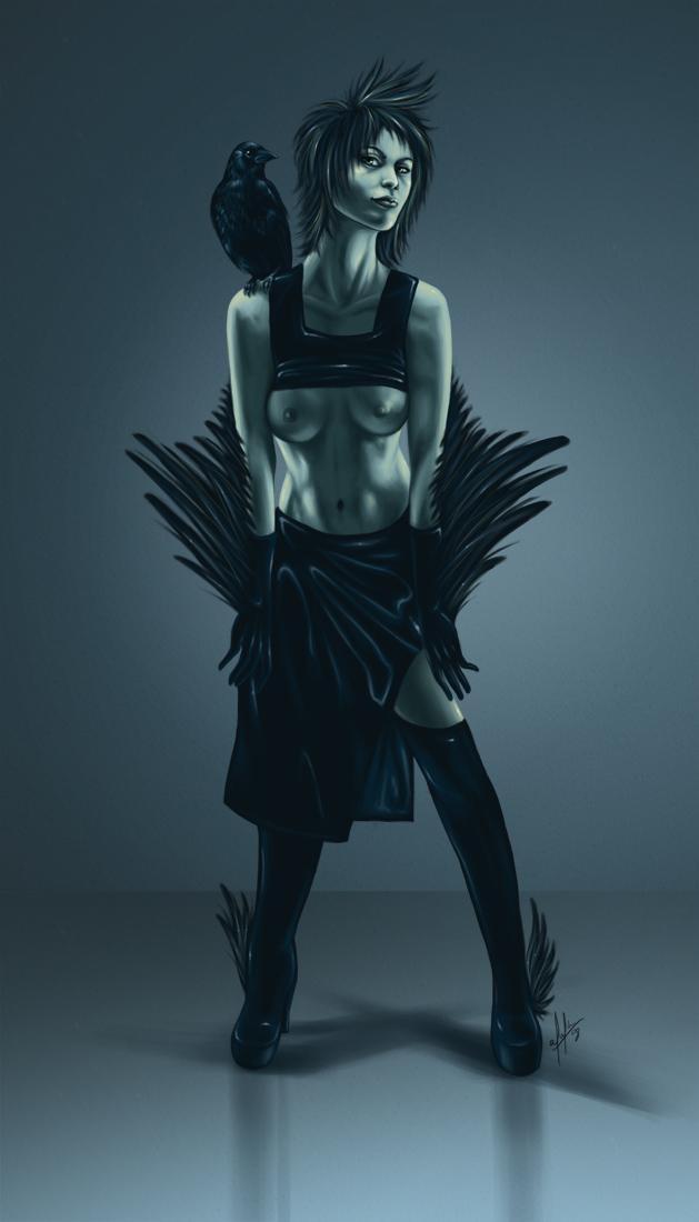 Kaw, la negra pluma The_Crow_by_vervex