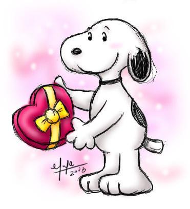 Snoopy by vervex