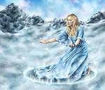 Snow Dance - Happy Winter Solstice