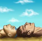 - Aang and Zuko -