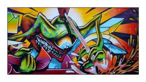 Grafitti by bossydk
