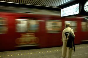 City-Train. by bossydk