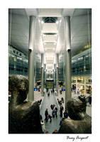Copenhagen airport II by bossydk