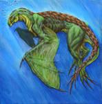 Snoek06 UnderseaDragon by uhuco