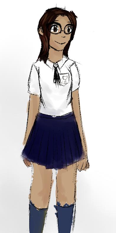 Mystery Uniform by 231smarty