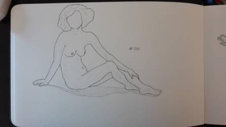 Daily anatomy #4 by MiyoTheCreator