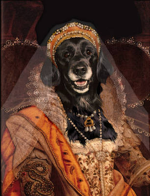 Ebbie as Mary Queen Of Scots by ScarabsCorner