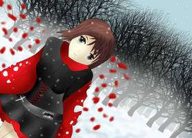 Rwby Red by EktrixCosplay