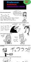 Help Me Kokonoe Meme - DRRR by PaiwaYunder7