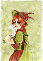 Gondoline Oliphant by Clef-en-Or