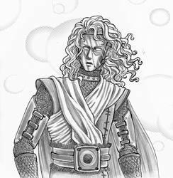 Beautiful Bran: RPG Beasts and Barbarians by Clef-en-Or