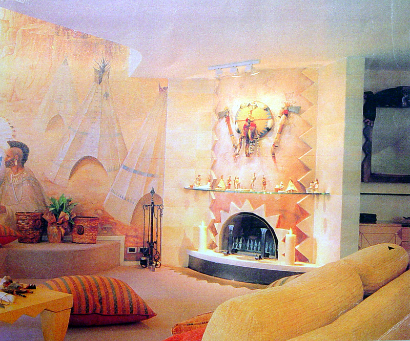 Native American style home decor by ecolinee on DeviantArt - Baby