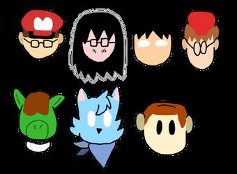 Some of Deviantart pals