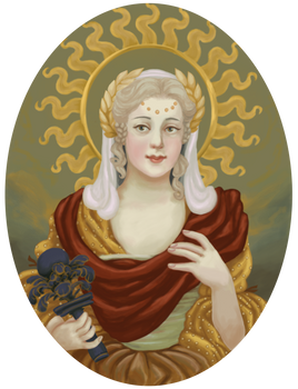Lady of the Summer Solstice