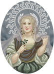 Lady of the Winter Solstice