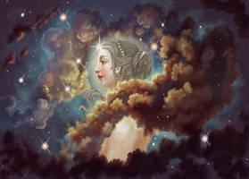 Lady Nebula by misellapuella