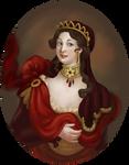 Vautalise, Goddess of Bloodlust by misellapuella