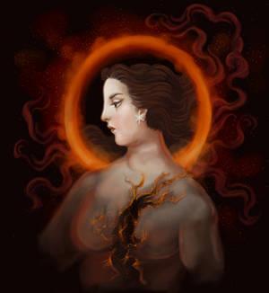 Lady of the Black Hole