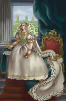 [oc] Portrait of Queen Eos