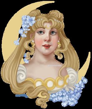 [Sailor Moon] Princess Serenity